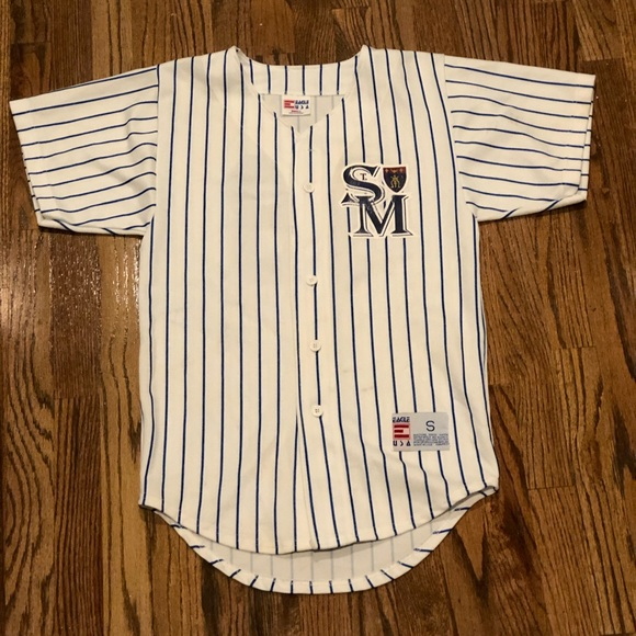 Vintage Other - *VINTAGE* High School Baseball Jersey